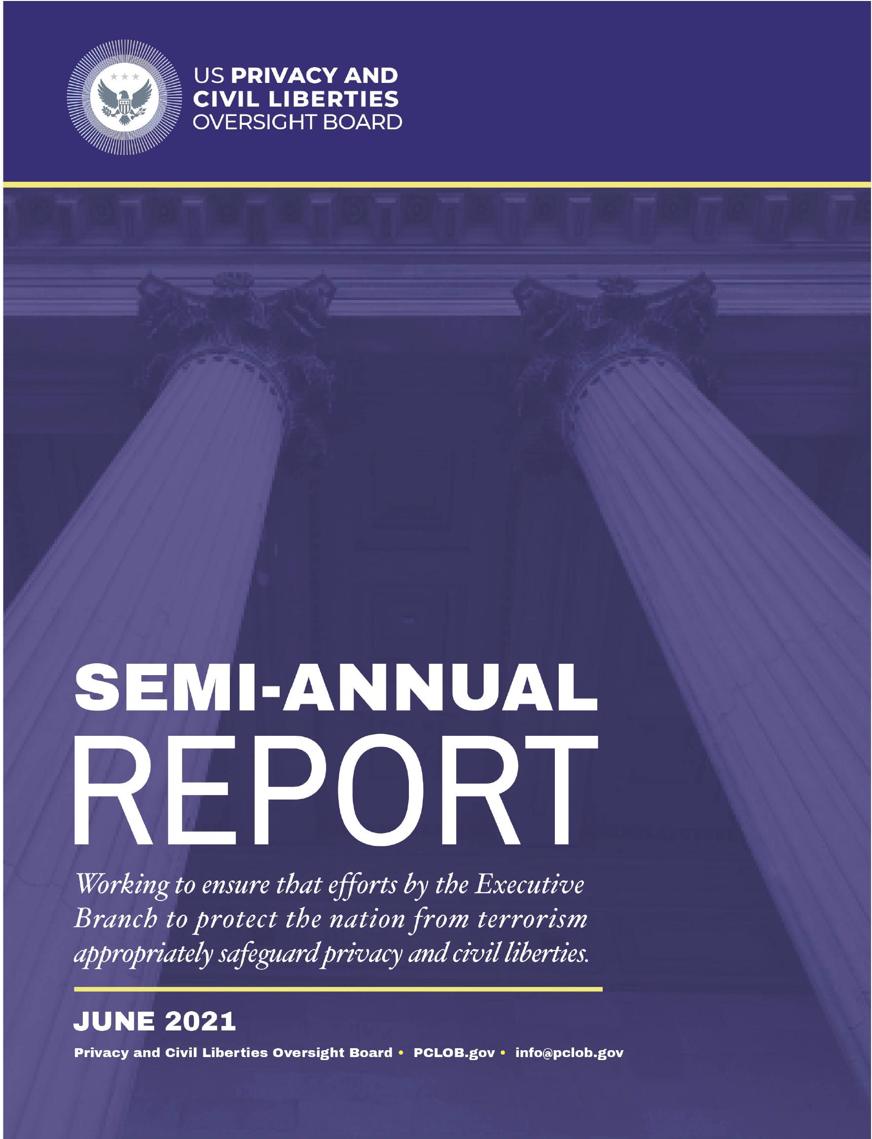 download June 2021Semi-Annual Report