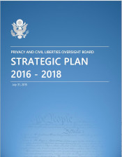 download PCLOB Strategic Plan for 2016-2018